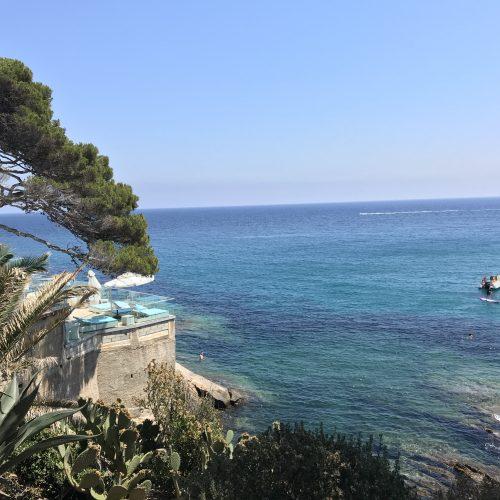 Cavalaire-sur-Mer - hemmeligt snorkel strand